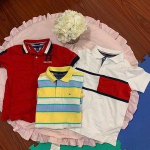 3 polo Tommy Hilfiger